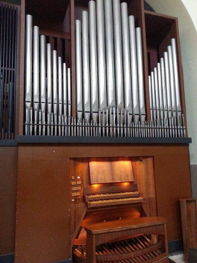 Organo Parrocchietta
