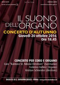 Concerto per coro e organo @ Basilica di S. G. Bosco